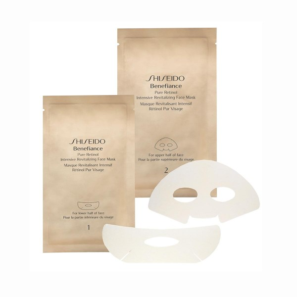 Shiseido benefiance pure retinol intensive face mask