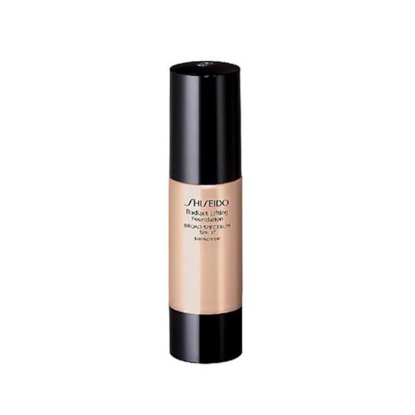 Shiseido maquillaje lifting foundation radiant i20