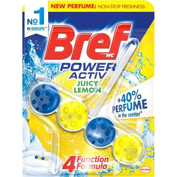 Bref WC Power Active Limón 1 ud