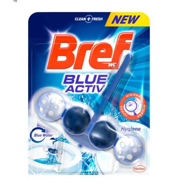 Bref WC Blue Active 1 ud